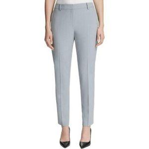 DKNY Slim Leg 'The Essex Pants' Powder Blue